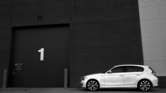 bmw 135, wallpapers auto, city, auto, white, cars