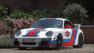 porsche, 911, carrera, martini, turbo