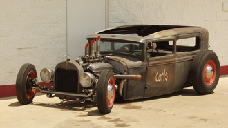ford car, usa, rat rod, сша, america, hot rod, америка