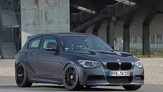 tuningwerk, bmw, grey