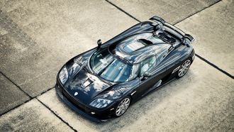 black, koenigsegg ccxr edition, super sports car