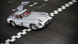 attending the le mans classic, motorsport, mercedes benz