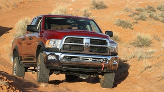 power, ram, dodge, wagon, 3500, heavy, duty, crew