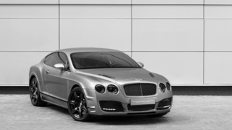 мощь, стена, bentley continental gt bullet