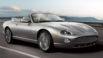 jaguar, xk victory edition, convertible 2006