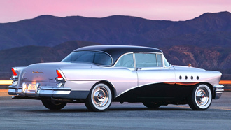 roadmaster by jay, buick, leno 1955