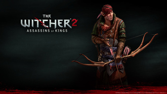 the witcher 2, the witcher 2 assassins of kings, игра года, cd projekt red, игра, rpg