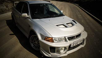 mitsubishi, car, toyota, altezza, evolution, evo