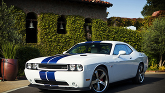 dodge, 392, srt8, challenger, 2011