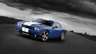 srt8, challenger, 2011, dodge