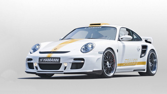 911, 2008, hamann, stallion, turbo, porsche