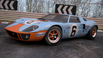 gt40, ford, 1969
