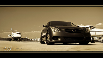spec twelve, g37, on 360 forged