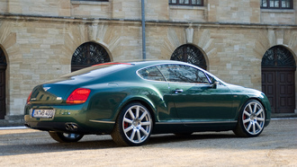 машина, tuning, bentley continental gt birkin edition, mtm, car