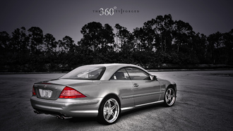 мерс купе, 360 forged, hd wallpapers, cl 65 обои, mercedes cl 65 amg