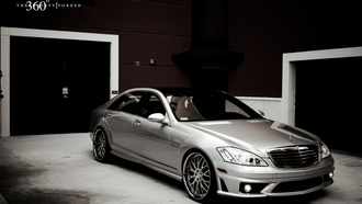 серий, mercedes, 360forged, s65amg