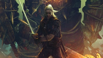 witcher, kings, of, меч, колдун, the, 2, assassins