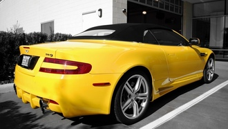 db9, auto, wallpapers, cars, volante, aston martin