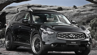 auto, suv, infiniti, pictures, fx30d, tuning