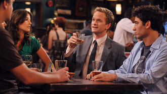 how i met your mother, сериал, whisky, барни стинсон, barney stinson