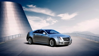 купе, cts, cadillac, coupe