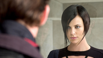 шарлиз терон, __on flux, эон флакс, charlize theron