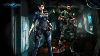 resident evil, umbrella, revalations