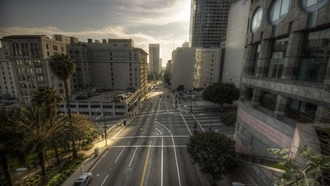 лос-анджелес, usa, ca, los angeles, la, buildings, калифорния, california