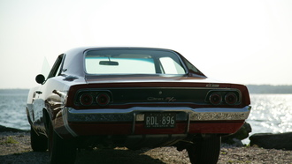 charger, dodge, rt