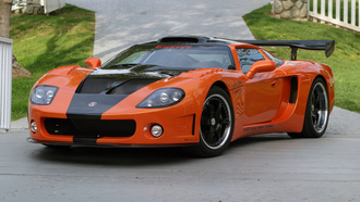 five, orange, gtm, factory, оранжевый, racing