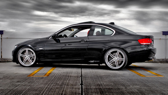 bmw, spec 5ive, on 360 forged, 335i