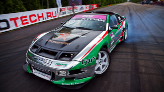 tuning, 300zx, nissan, drift
