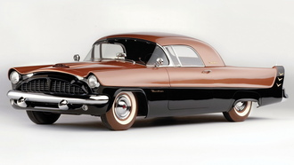 классика, daytona, roadster, 1954, крылья, panther, concept car, packard