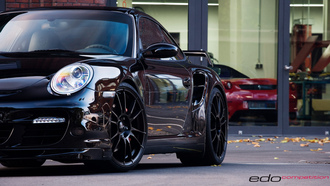 edo competition, 997, turbo, porshe