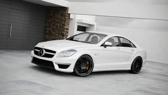 cls63, мерседес, mercedes, amg, тюнинг