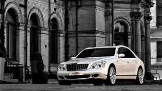 project, 57, мерседес, commemorative, wedding, авто обои, maybach, mercedes, тачки, cars, kahn, авто фото, auto wallpapers
