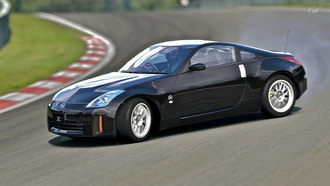 игры, машины, games, nissan, auto wallpapers, ниссан, 350z,, cars, тачки, игра, gran turismo 5, авто обои