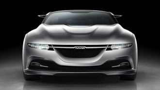 super, concept, phoenix, saab, car
