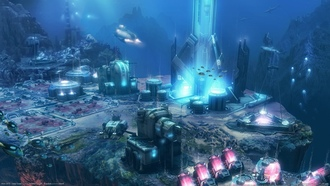 blue byte, anno 2070 deep ocean, related desings, ubisoft