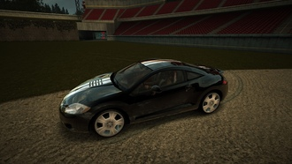 NFS, World, Mitsubishi, Eclipse