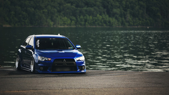 evolution, mitsubishi, automobile, beautiful, jdm, x, lancer, автомобиль, desktop, style