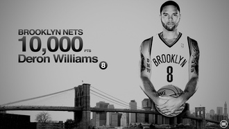 nets, бруклин, игрок, brooklyn, нетс, дерон уильямс, deron williams