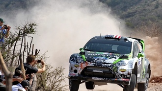 мексика, fiesta, форд, ford, wrc, люди, ken block, mexico, rally