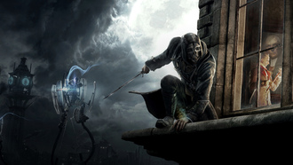DISHONORED, GAME