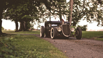 ford, ratrod, форд, хотрод, rat, hotroad, рэтрод