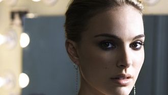 girl, beautiful eyes, natalie portman, black swan