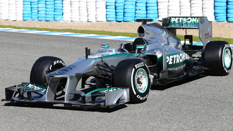 mgp, болид, mercedes-benz, racing car, gp, w04, мерседес