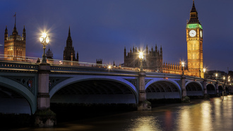 лондон, england, great britain, westminster palace, london, англия, big ben