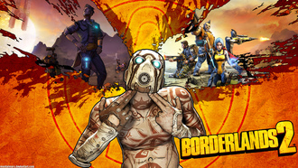 жест, hyperion, выстрел, borderlands 2, the psycho