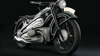 BMW Motorcycle, BMW